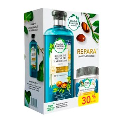 Comprar Herbal Essences  Aceite De Argan De Marruecos Pack Champú 400ml + Mascarilla 250ml