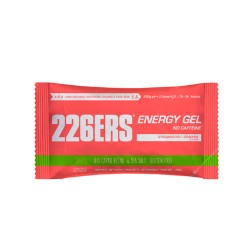 226ERS Energy Gel Bio No Caffeine Strawberry & Banana 25g