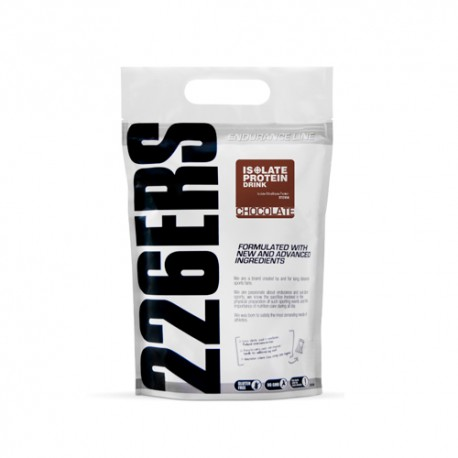 226ERS Isolate Protein Drink Chocolate 1000gr