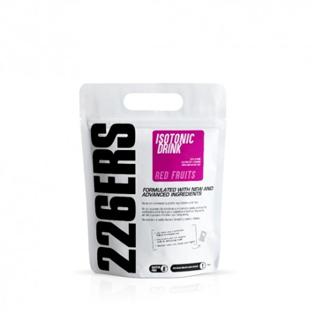 226ERS Isotonic Drink Frutos Rojos 500gr
