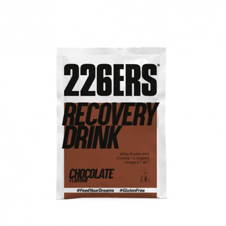 226ERS Recovery Drink Chocolate Monodosis 50gr