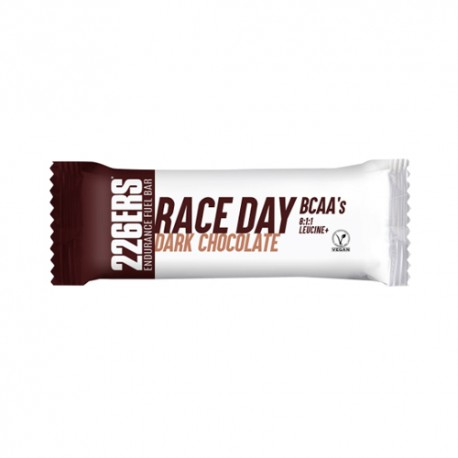 226ERS Race Day Bar BCAAs Chocolate Negro 40gr