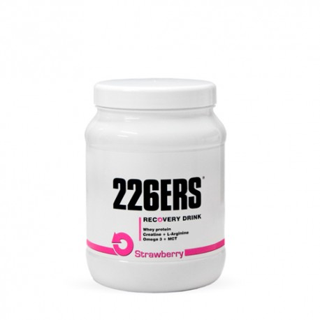 226ERS Recovery Drink Fresa 500gr