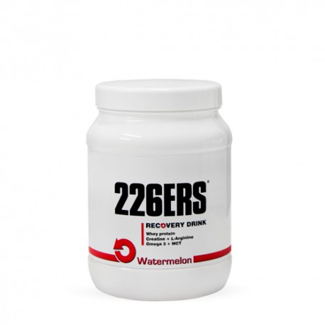 226ERS Recovery Drink Sandía 500gr