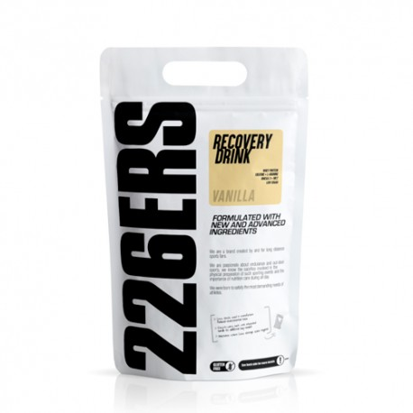 226ERS Recovery Drink Vainilla 1000gr