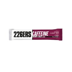 Comprar 226ERS Vegan Gummy Bar Pectina Cafeina Cereza Cola 30gr