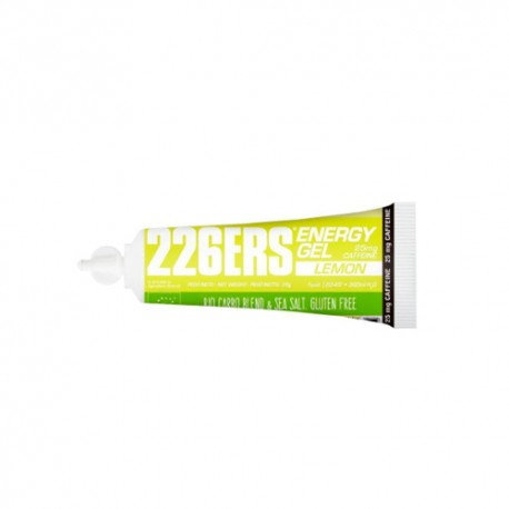226ERS Energy Gel Bio 25mg Cafeína Limón Stick 25gr