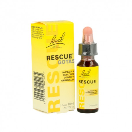 Bach Rescue Gotas 10ml