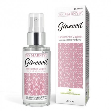 Marnys Ginecoil Hidratante Vaginal 30ml