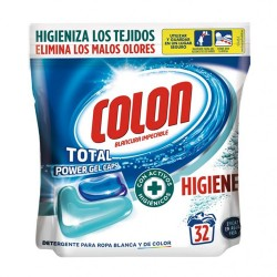 Comprar Colon Higiene & Protect Gel 32 Cápsulas