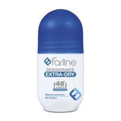 Comprar Farline Desodorante Extra-Dry Roll-On 50ml