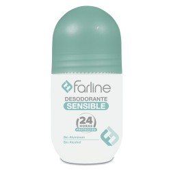 Comprar Farline Desodorante Sensible Roll-On 50ml