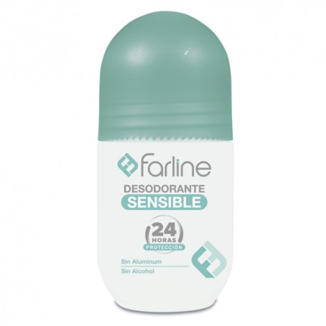 Farline Desodorante Sensible Roll-On 50ml