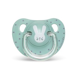 Suavinex Chupete Evolution Silicona Meaningful +12 meses