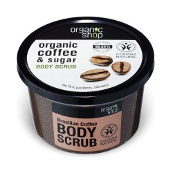 Comprar Organic Shop Exfoliante Corporal Brazilian Coffee 250ml