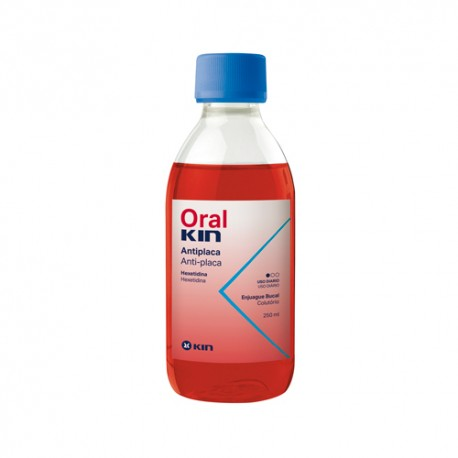 Oralkin Enjuage Bucal 250ml