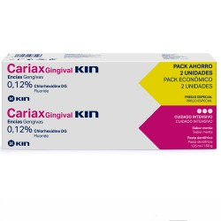 Kin Cariax Gingival Pasta Duplo 125ml