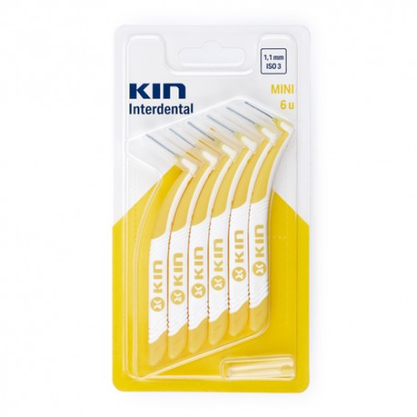 Kin Interdental Mini 6 unidades