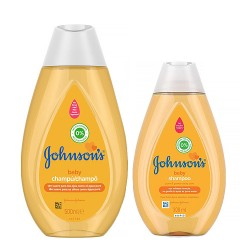 Comprar Johnson's Baby Champú Gold 500ml + 300ml Gratis