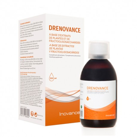Inovance Drenovance Frasco de 300 ml