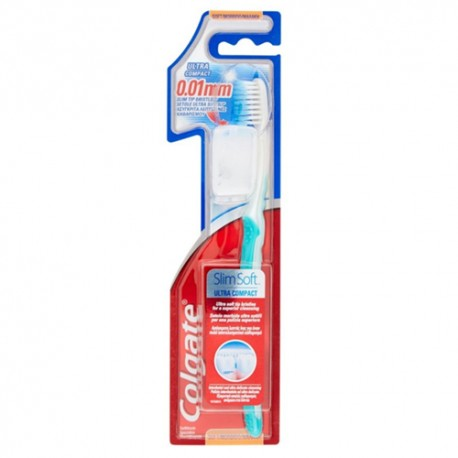 Colgate Cepillo Slim Soft 0,01mm