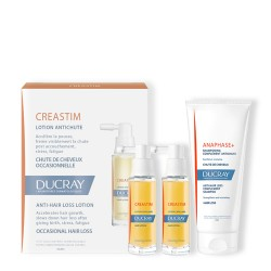 Comprar Ducray Pack Creastim 2x30ml + Champú Anaphase+ 100ml