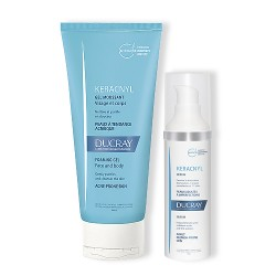 Comprar Ducray Keracnyl Pack Sérum 30ml + Gel Limpiador 200ml