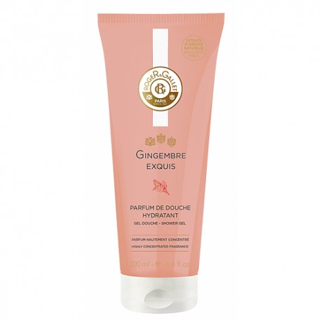 Roger&Gallet Gel de Ducha Gingembre Exquis 200ml