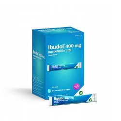 Comprar Ibudol 400mg 20 Sobres de Suspensión Oral 10ml