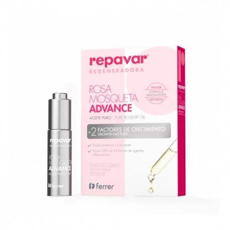 Repavar Advance Aceite Rosa Mosqueta 15ml