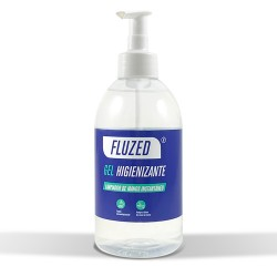 Comprar Fluzed Gel Hidroalcohólico 500ml