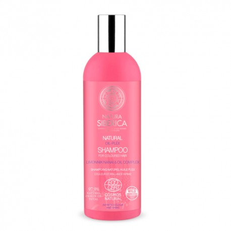 Natura Siberica Champú Natural Oil-Plex 270ml