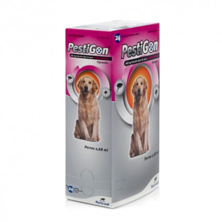Pestigon Perros 268mg 20-40kg 24 pipetas