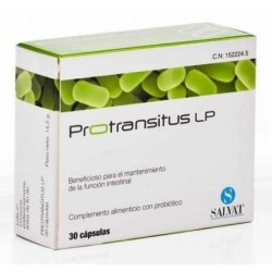Protransitus Lp 30 Cápsulas
