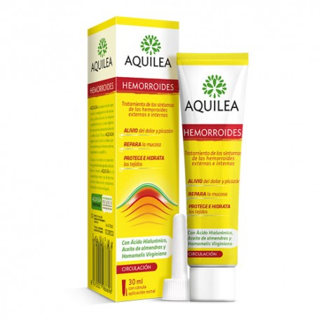 Aquilea Hemorroides Gel 30ml
