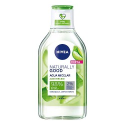 Comprar Nivea Naturally Good Agua Micelar 400ml