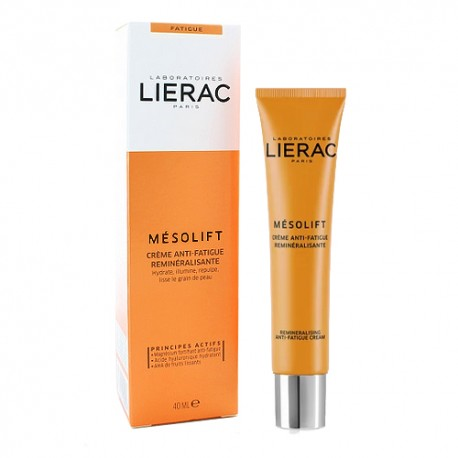Lierac Mesolift Remineralización Crema Antifatiga 40ml