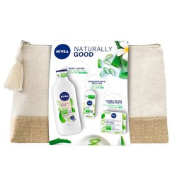 Comprar Nivea Naturally Good Pack Cuidado Corporal