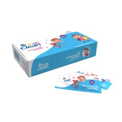 Kids Clean Gel Hidroalcohólico 1ml x 100 Unidades