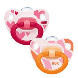 Comprar Nuk Chupete Happy Days Silicona 6-18M