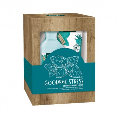 Kneipp Pack Regalo Goodbye Stress Loción + Gel Ducha