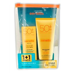 Comprar Sensilis Sun Secret Pack Face&Body SPF50+ + Bikini Bag Regalo