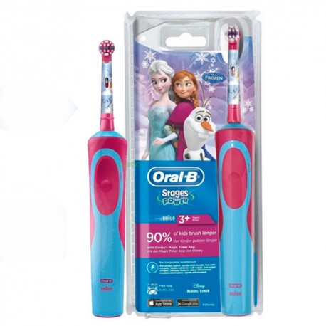 Oral-B Power Pack Stages Frozen