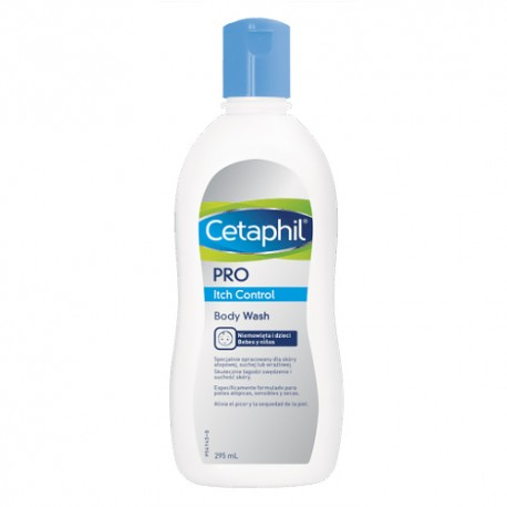 Cethapil Restoraderm Pro Itch Control Corporal 295ml