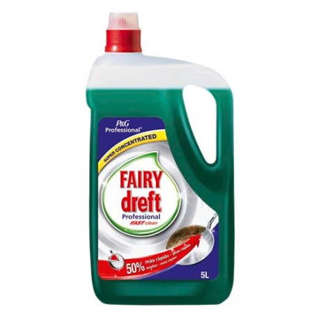 Fairy Extra Clean 5l