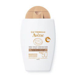 Comprar Avène Fotoprotector Fluido Mineral Pieles Sensibles SPF50+ 40ml