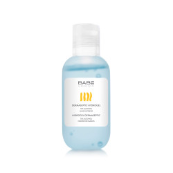 Babé Kit Higienizante Hidrogel 100ml + Jabón 100ml + Fluído Hidra-Calm 100ml
