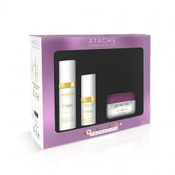 Comprar Atache Pack Night C Vital Fluid 30ml + Sérum 15ml + Crema Soft Repare 50ml