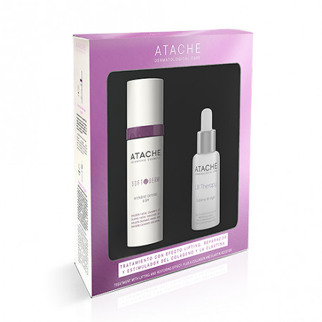 Atache Pack Efecto Lifting Intensive Defense 50ml + Sérum Lift Therapy Night 30ml