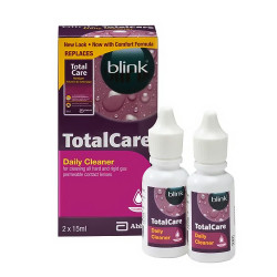 Comprar Blink Total Care Limpiador Diario 2x15ml
